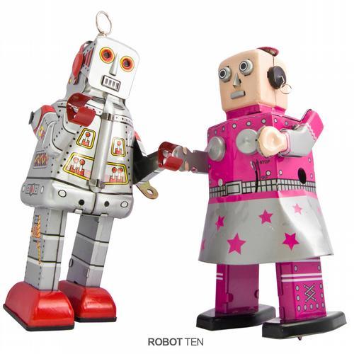 Album Art - Robot - Ten