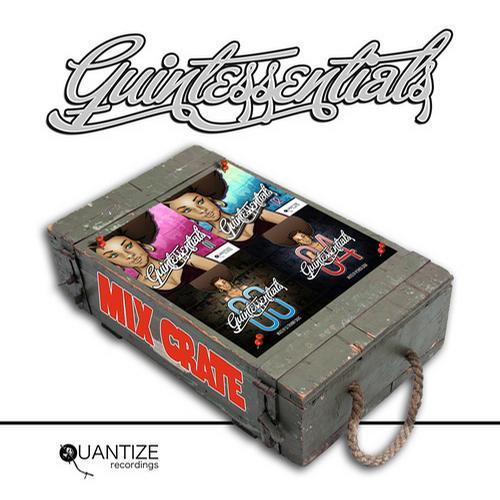 Album Art - Quantize Quintessentials Mix Crate
