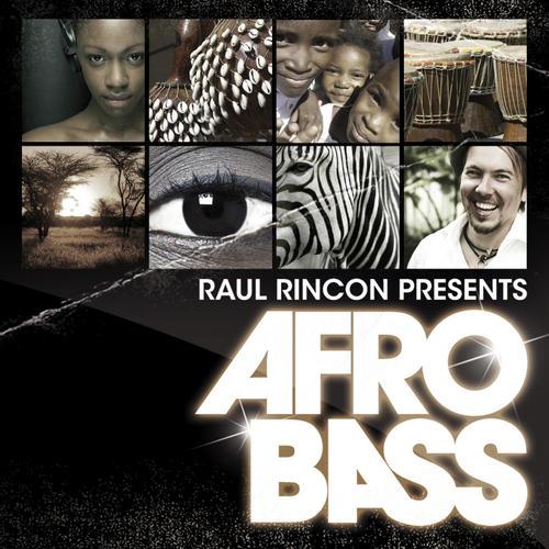 Album Art - Afro Bass