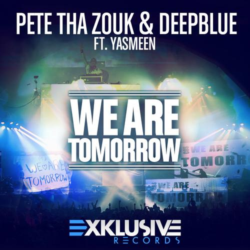 Album Art - We Are Tomorrow