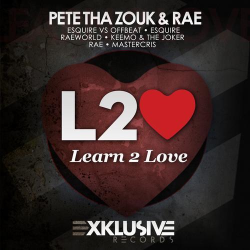Album Art - Learn 2 Love (Remixes)