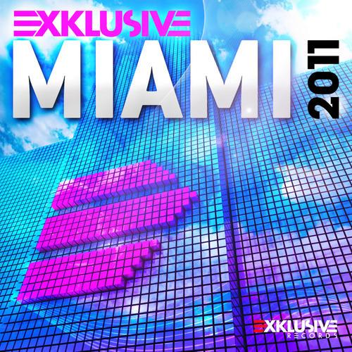 Album Art - Exklusive Miami 2011