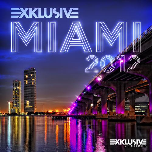 Album Art - Exklusive Miami 2012
