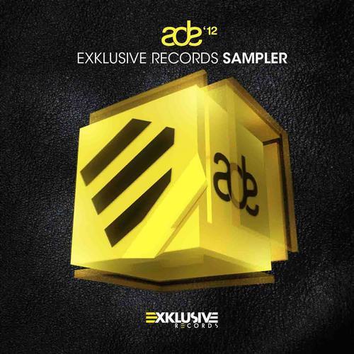 Exklusive ADE Sampler 2012 Album Art