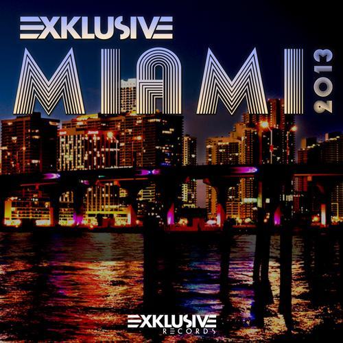 Album Art - Exklusive Miami 2013