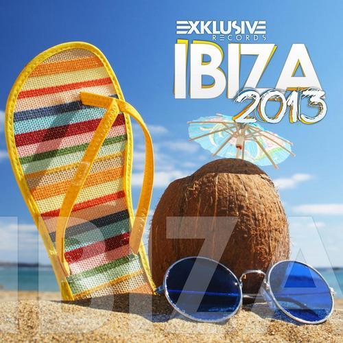 Exklusive Ibiza 2013 Album Art