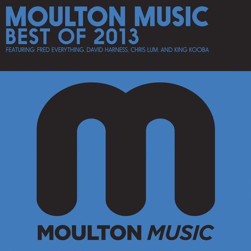 Moulton Music Best Of 2013 Album Art