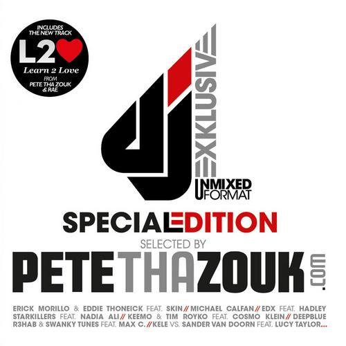 Album Art - DJ Exklusive Special Edition (Selected By Pete Tha Zouk)