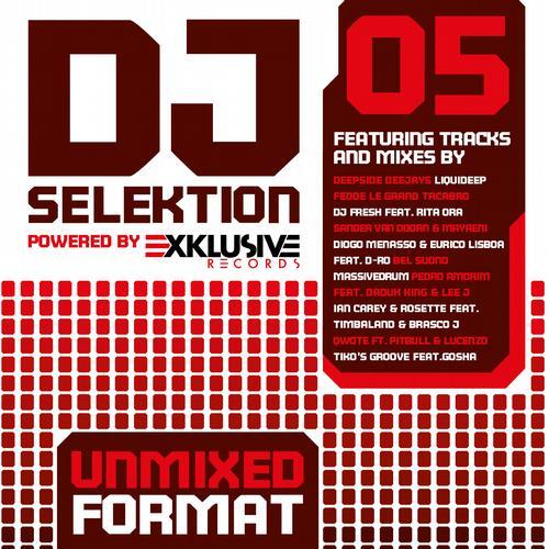 Album Art - DJ Selektion 5
