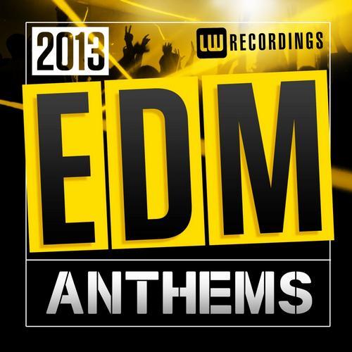Album Art - 2013 EDM Anthems