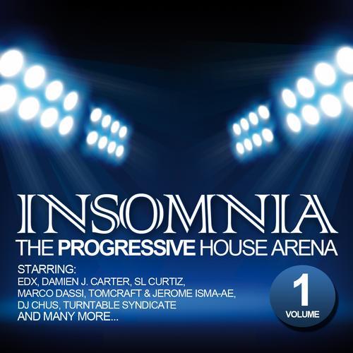 Album Art - Insomnia: The Progressive House Arena Vol. 1