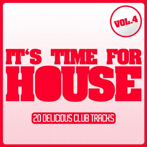 Album Art - It's Time For House - Vol. 4