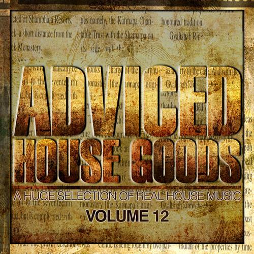 Album Art - Adviced House Goods - Volume 12