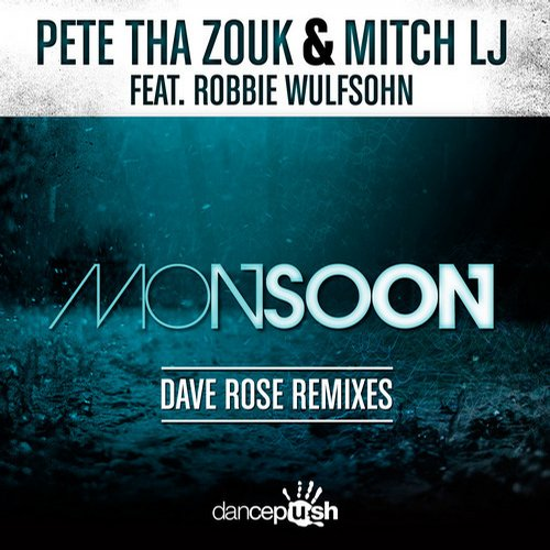 Monsoon (Dave Rose Remixes) Album Art