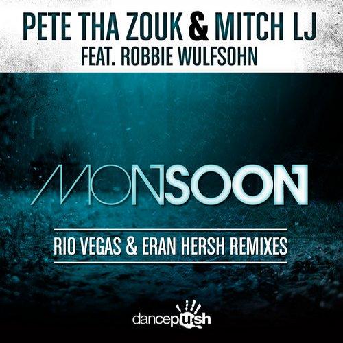 Monsoon (Rio Vegas & Eran Hersh Remixes) Album Art