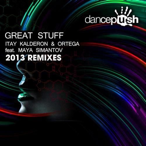 Album Art - Great Stuff - 2013 Remixes