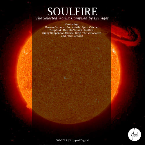 Album Art - Soulfire: The Selected Works - Compiled By Lee Ager