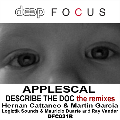 Album Art - Describe The Doc (The Remixes)