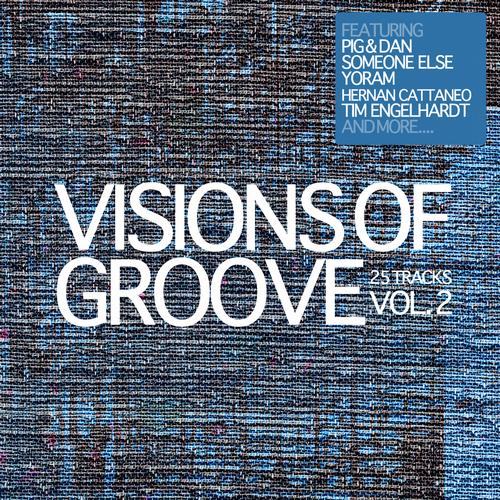 Album Art - Visions of Groove, Vol. 2