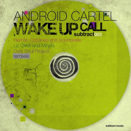 Album Art - Wake Up Call