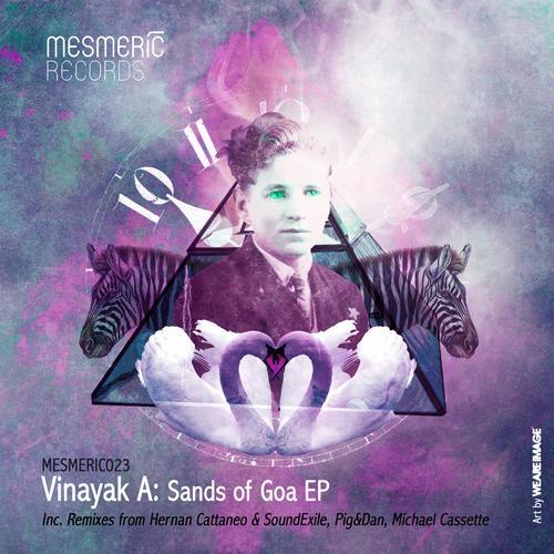 Album Art - Sands of Goa
