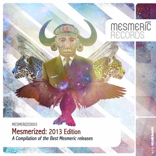 Album Art - Mesmerized - 2013 Edition