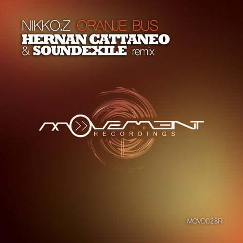 Album Art - Oranje Bus (Hernan Cattaneo and Soundexile Remix)