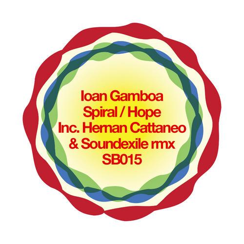 Album Art - Spiral / Hope