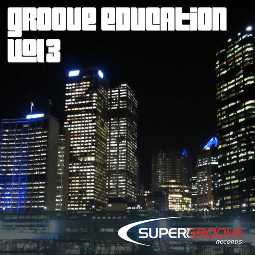 Album Art - Groove Education, Vol. 3