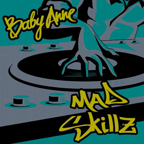 Mad Skillz Album Art