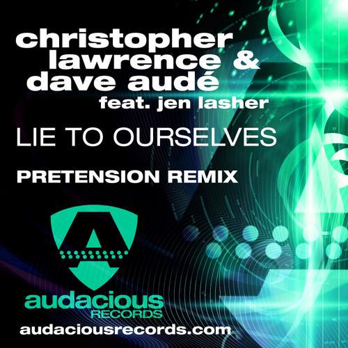Album Art - Lie To Ourselves (Pretension Remix)