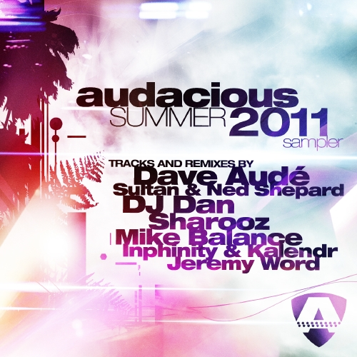 Album Art - Audacious Summer 2011 Sampler