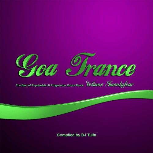 Goa Trance, Vol. 24 Album Art