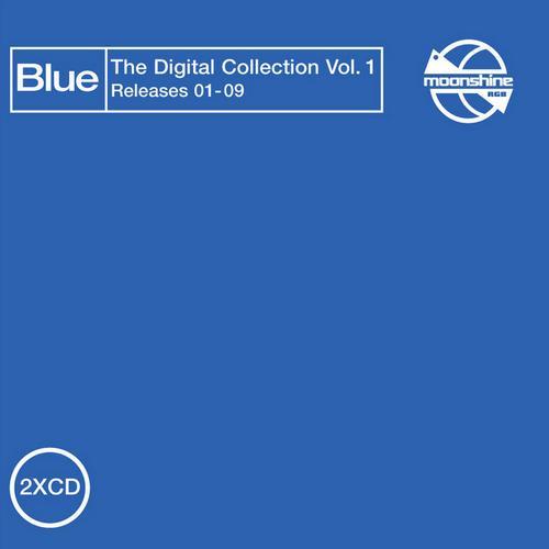 Album Art - Moonshine Blue - The Digital Collection Vol. 1