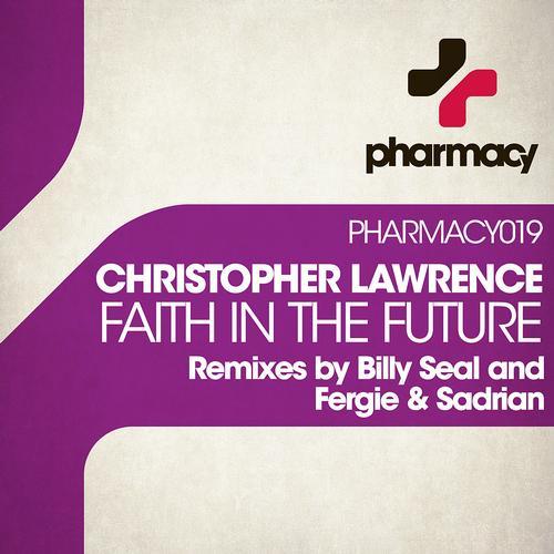 Album Art - Faith in the Future