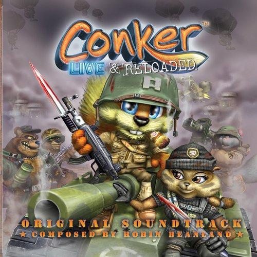 Album Art - Conker: Live & Reloaded (Original Soundtrack)