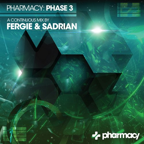Album Art - Pharmacy: Phase 3