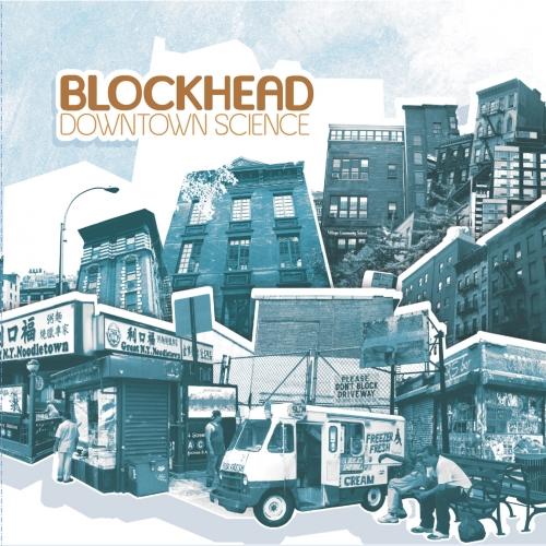Album Art - Downtown Science
