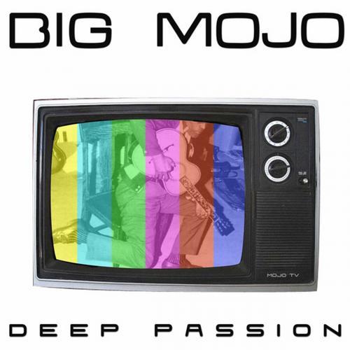 Album Art - Deep Passion