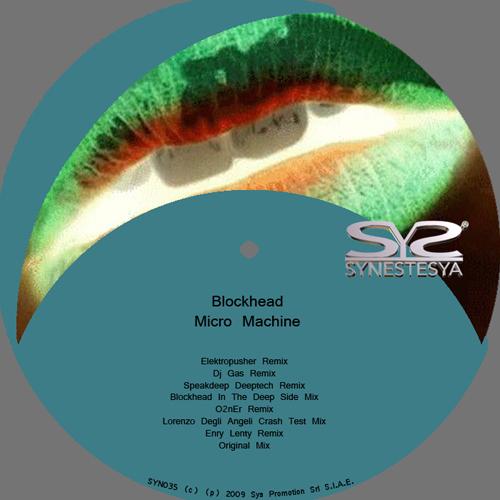 Micro Machine Album Art