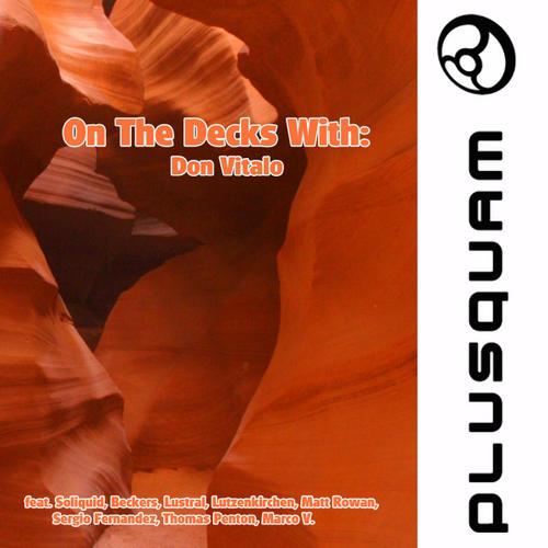 On The Decks With: Don Vitalo Vol. III Album