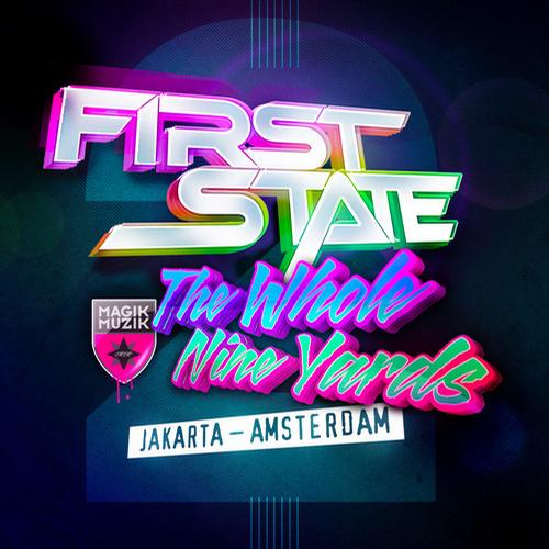 Album Art - The Whole Nine Yards 2 - Jakarta - Amsterdam