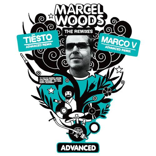 Album Art - Advanced (The Remixes 2011)