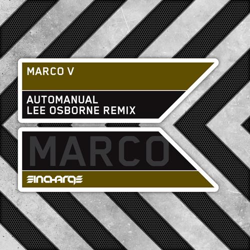 Album Art - Automanual (Remix)