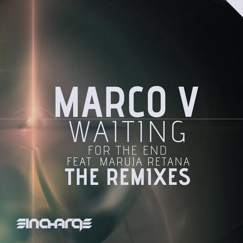 Waiting (For The End) (The Remixes) Album Art