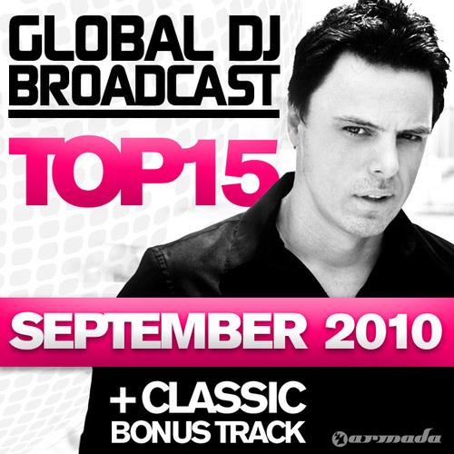 Album Art - Global DJ Broadcast Top 15 - September 2010 - Including Classic Bonus Track