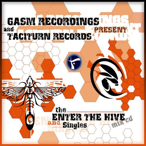 Album Art - Enter The Hive Singles