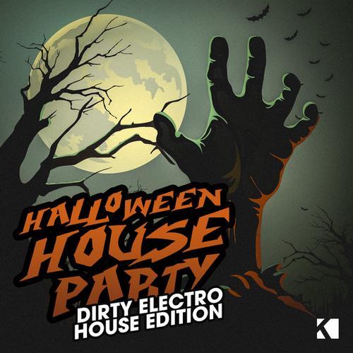 Album Art - Halloween House Party - Dirty Electro House Edition