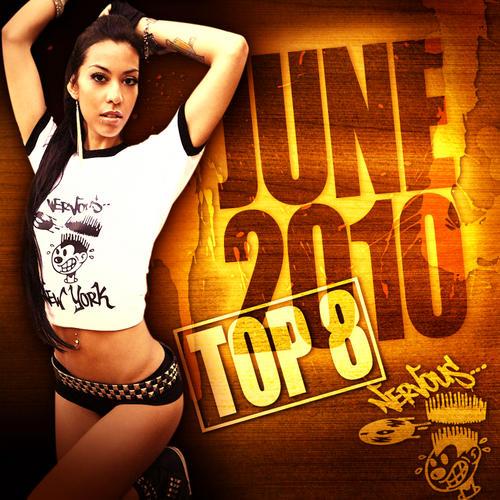 Album Art - Nervous June 2010 Top 8