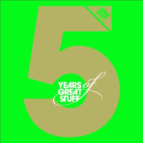 Album Art - 5 Years Of Great Stuff  - The New Birthday Remixes